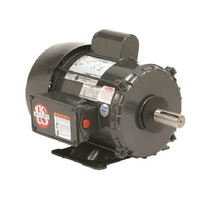 12 Hp Electric Motor