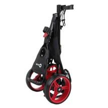 Ram Golf Push Pull 3-wheel Cart With 360 Rotating