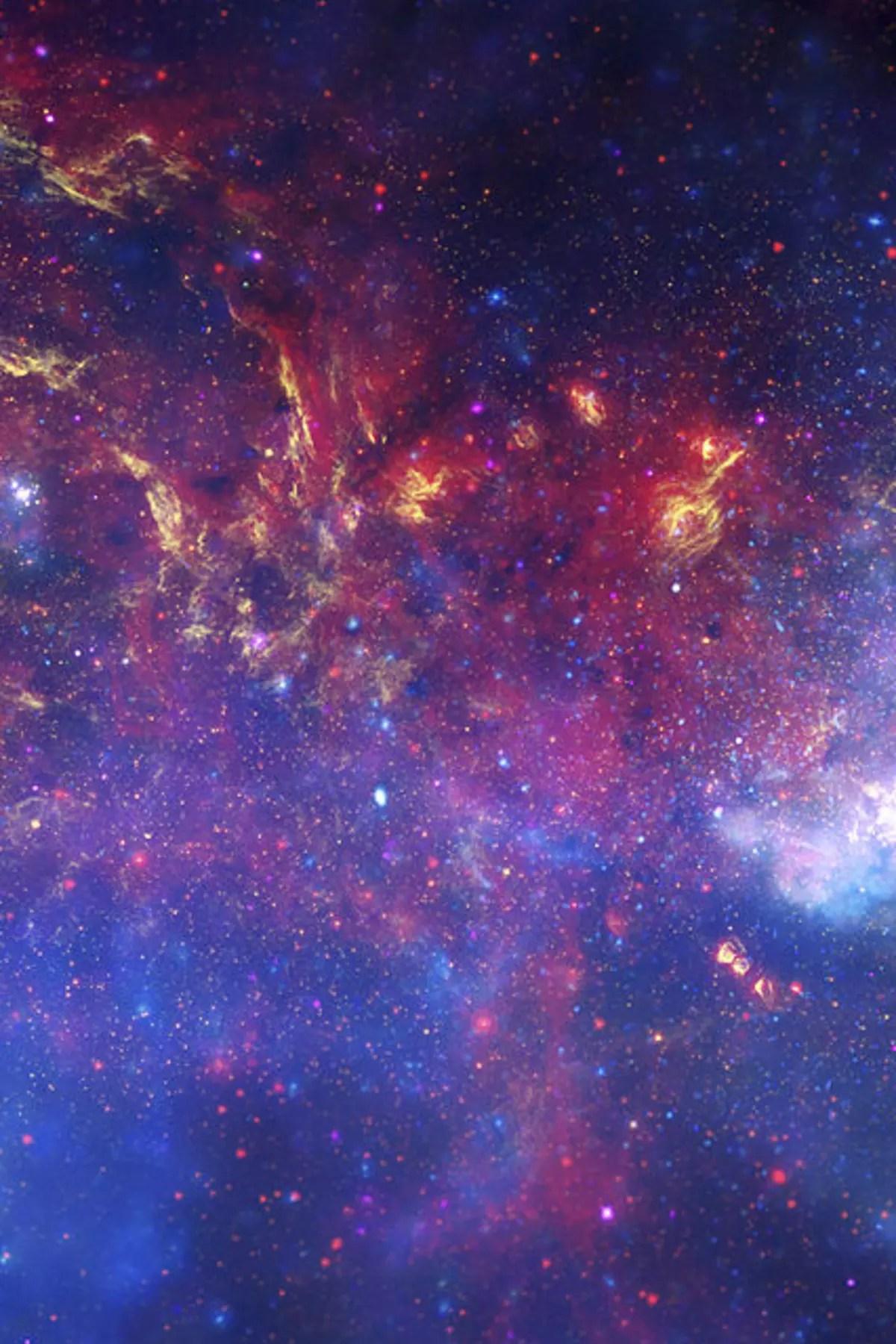 a galaxy very far