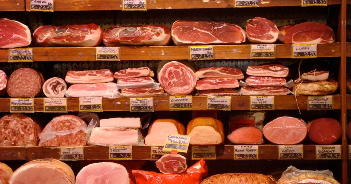 Eat processed meat  but not every day  Pursuit by The