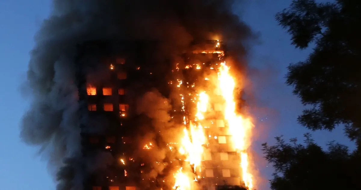 Cladding fires a fatal warning of a bigger problem  Pursuit by The University of Melbourne