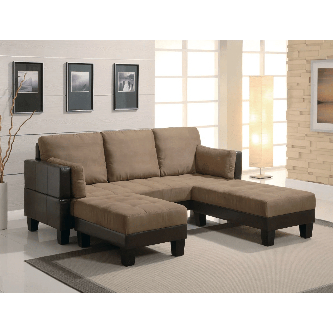 coaster bachman sofa reviews muuto connect uk ellesmere brown contemporary bed with 2