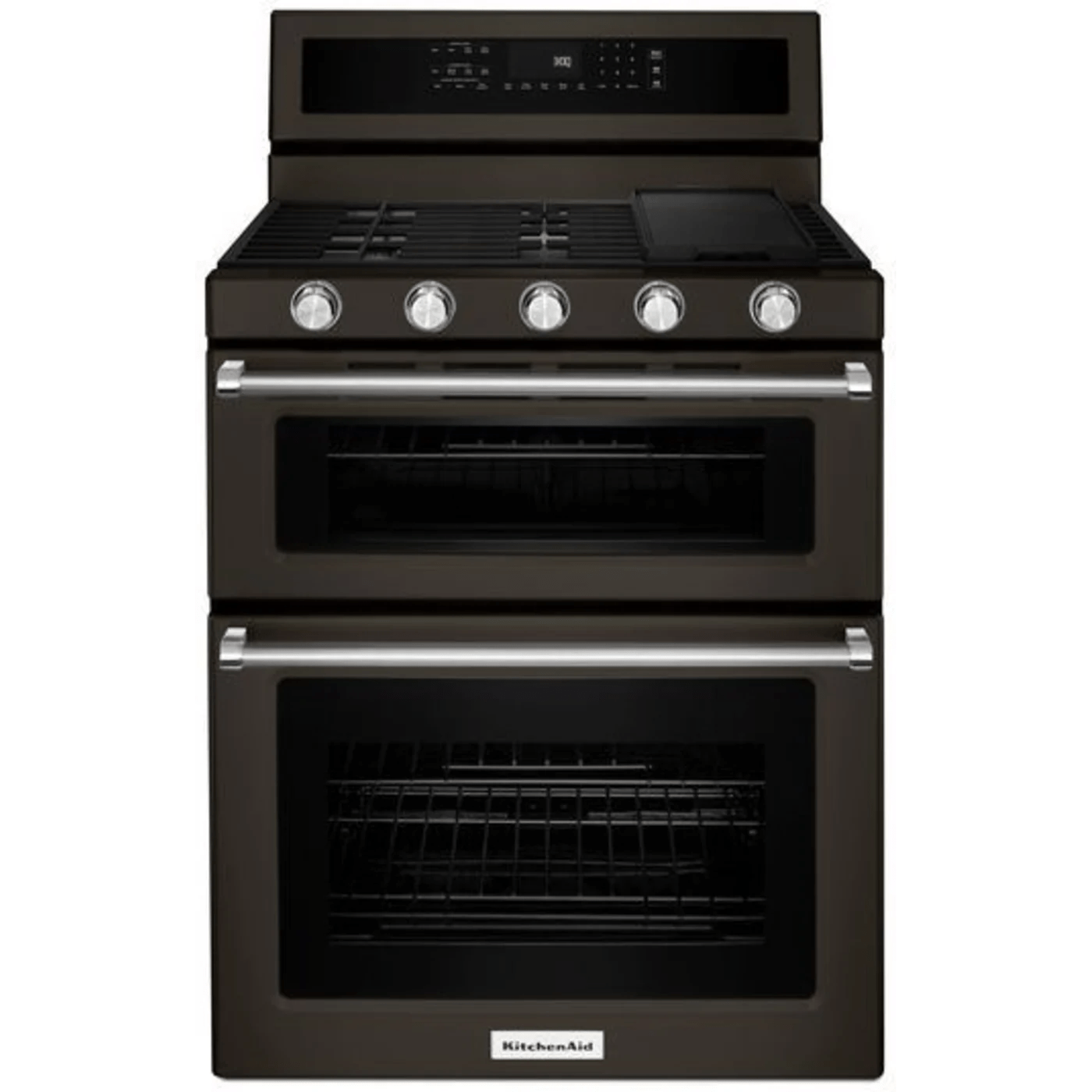 kitchen aid gas cooktop large islands with seating kfgd500ebs by kitchenaid natural ranges goedekers com