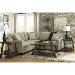 Ashley Alenya Quartz Sofa Reviews Best Set Designs 2017 Signature Design By 3 Piece Sectional