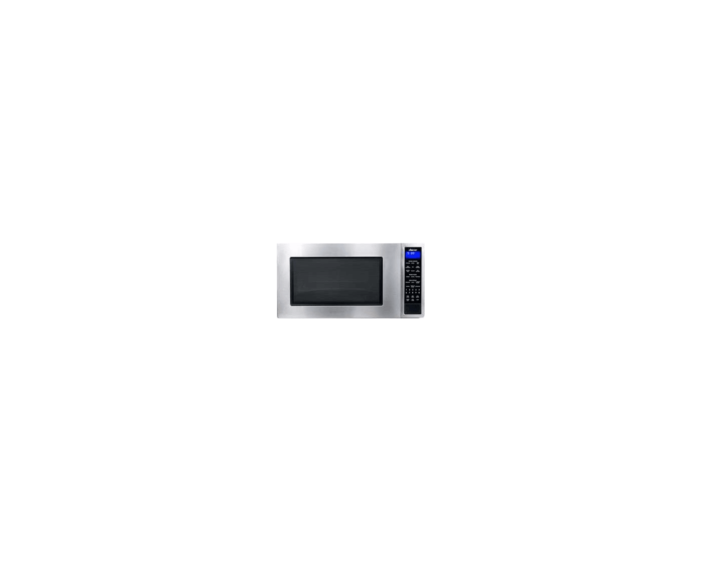dmw2420s by dacor countertop microwaves goedekers com