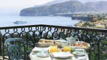 Grand Hotel Capodimonte Sorrento Holidays