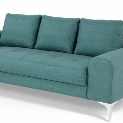 Teal Sofas Value City Furniture Leather Sofa Reviews Vittorio 3 Seater Made