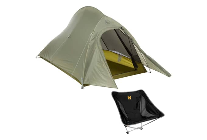 alite monarch chair canada stop chairs from sliding on wood floors big agnes seedhouse 2 sl superlight tent w/ free camping