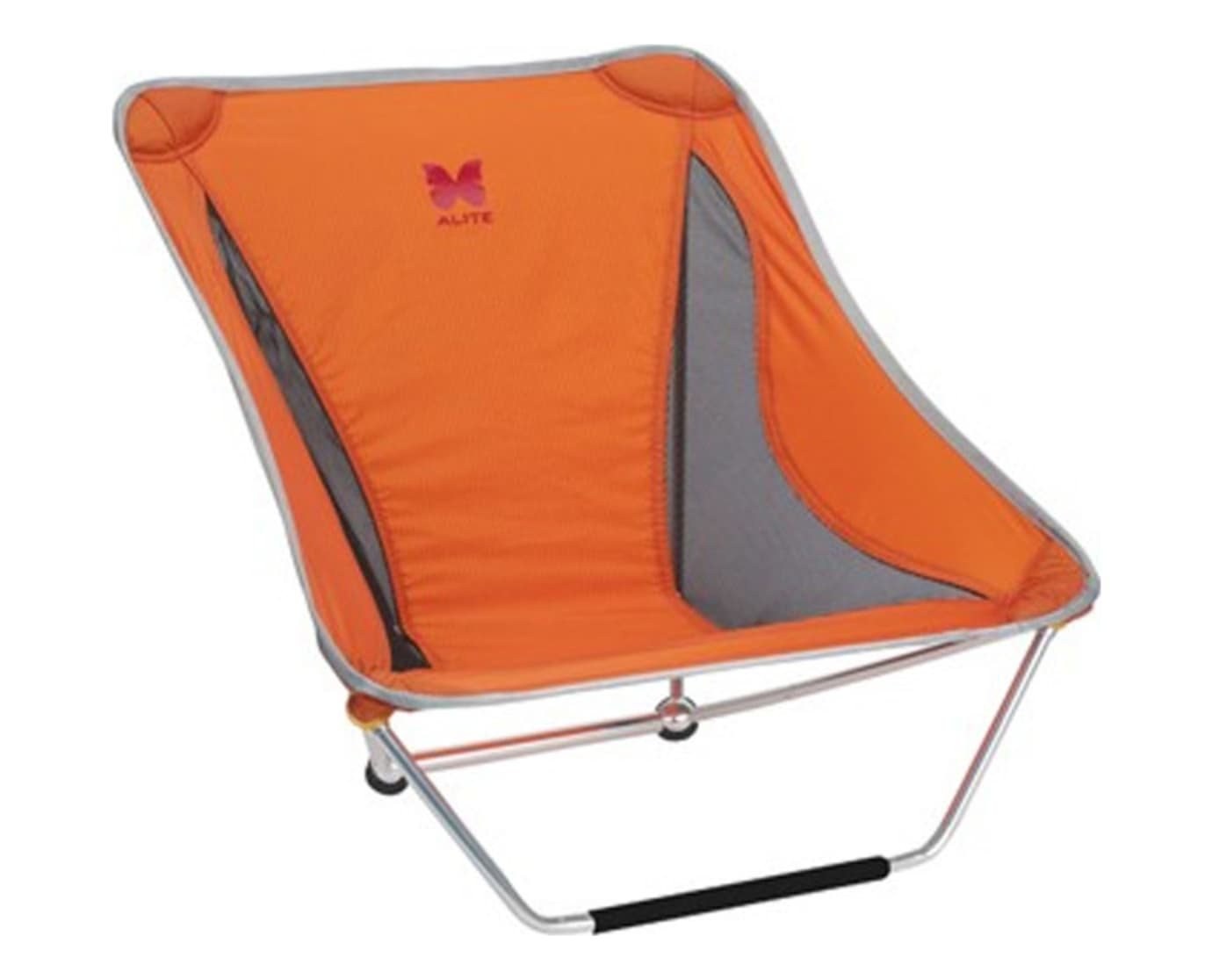 Alite Monarch Chair Alite Mayfly Camping Chair Jupiter Orange
