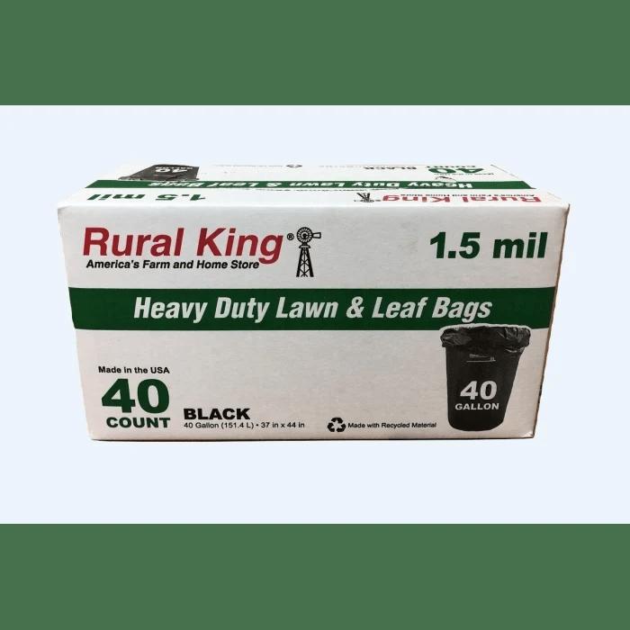 Rural King Rain Barrel