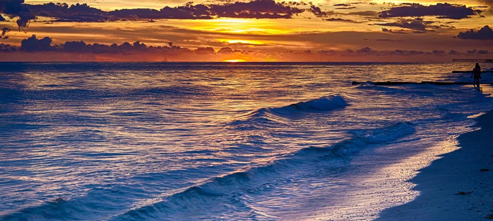 White Sand Beaches Florida