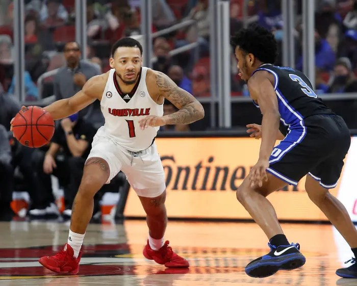 Carlik Jones, Guard, Louisville