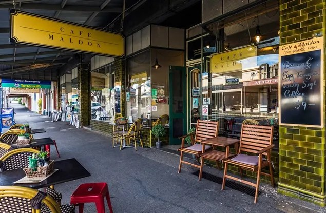 Cafe  Coffee Shop  Maldon VIC 3463  2013841656