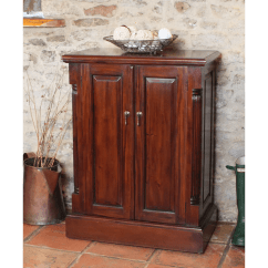 Mahogany Kitchen Cabinets High Chairs For Island Shoe Cupboard - La Roque Wooden Furniture Store