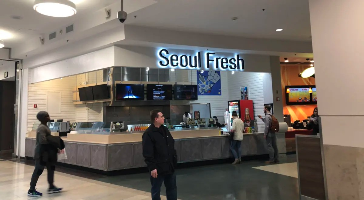 Korean Fresh Food Store