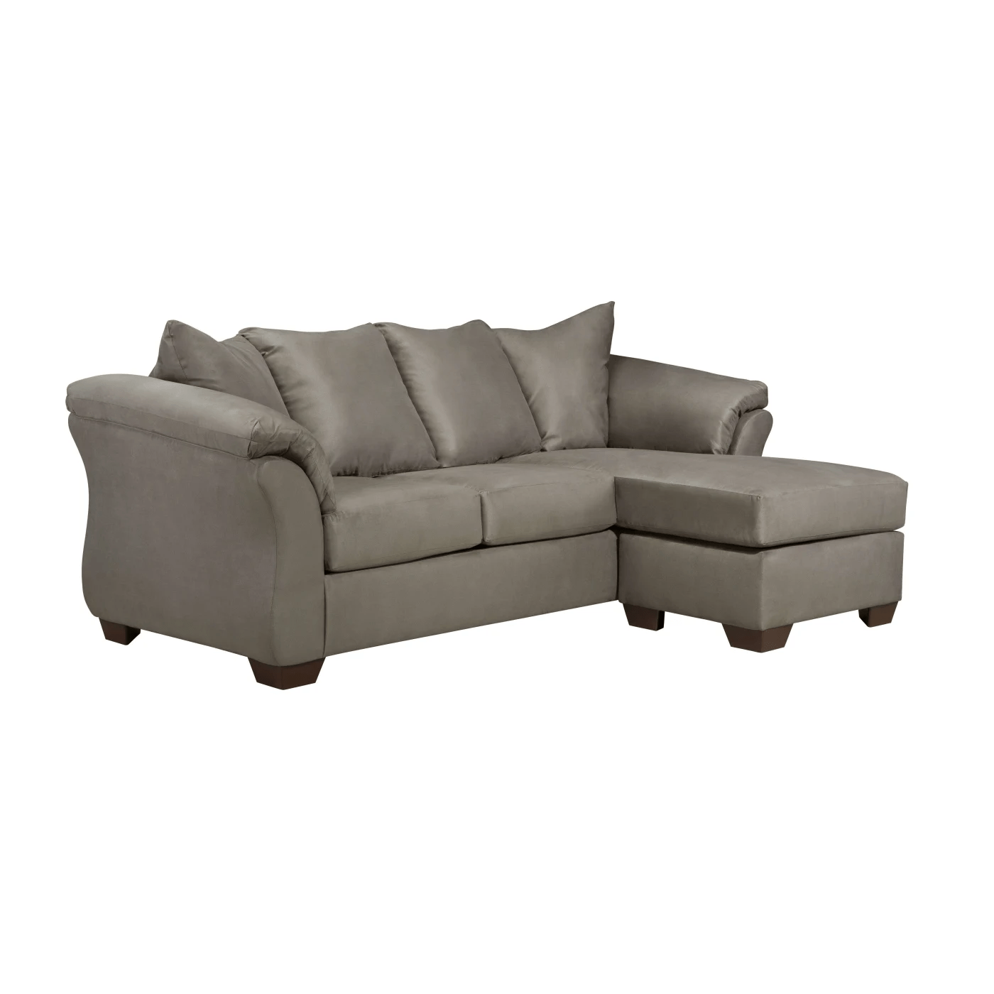 darcy sofa chaise ashley furniture how to get biro ink off leather signature design by cobblestone