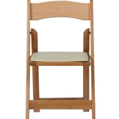 Commercial Seating Chairs Oversized Lounge A 101 Na By Products Goedekers Com American Classic Natural Wood Folding Chair