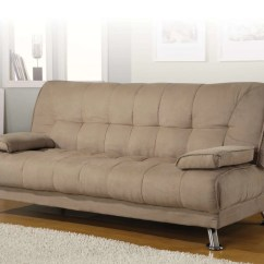 Coaster Bachman Sofa Reviews Z Gallerie Quality Tan Fabric Convertible Bed With Removable