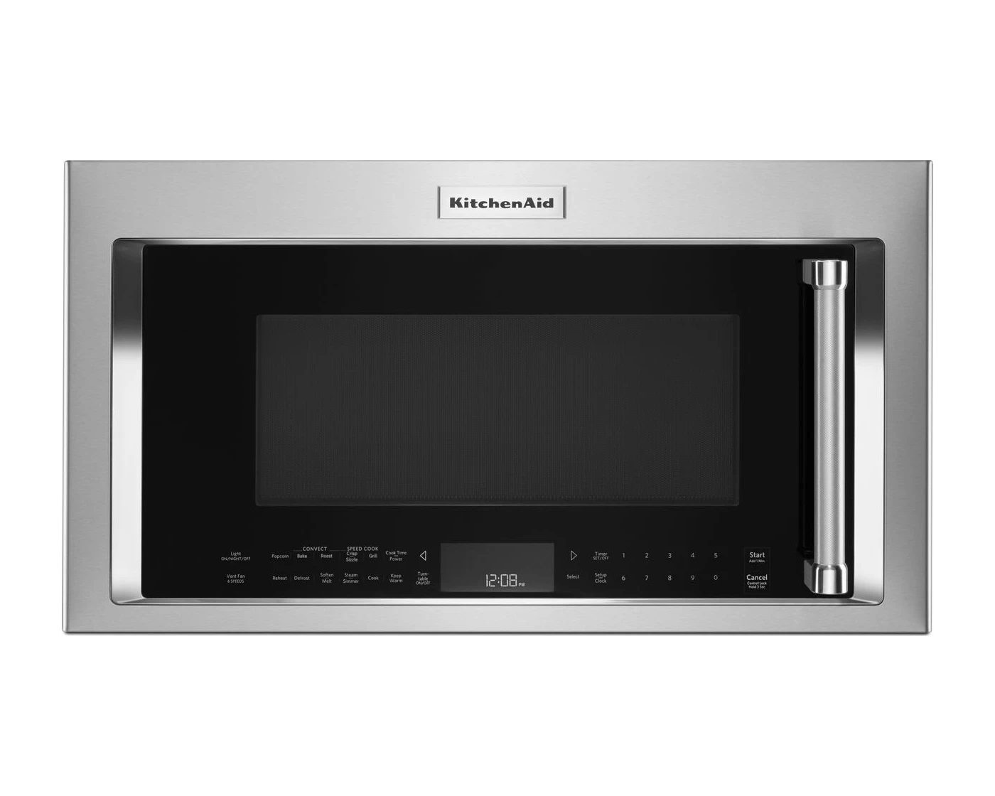 kmhp519ess by kitchenaid over the range microwaves goedekers com