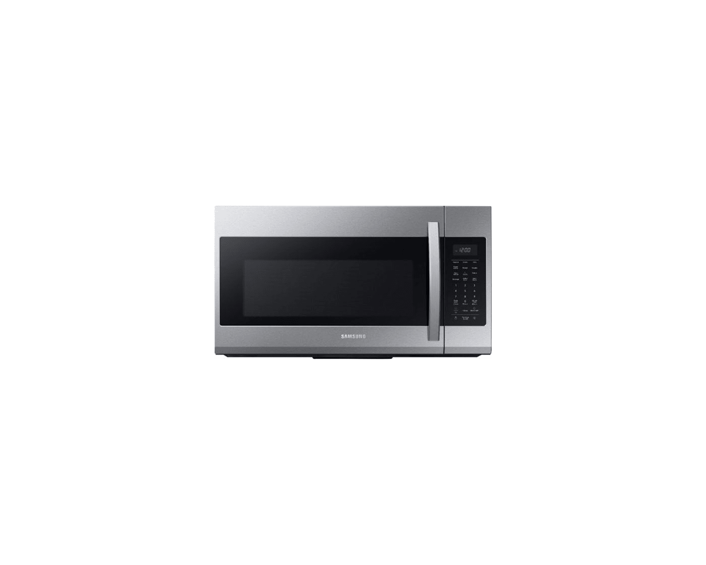 me19r7041fs by samsung over the range microwaves goedekers com