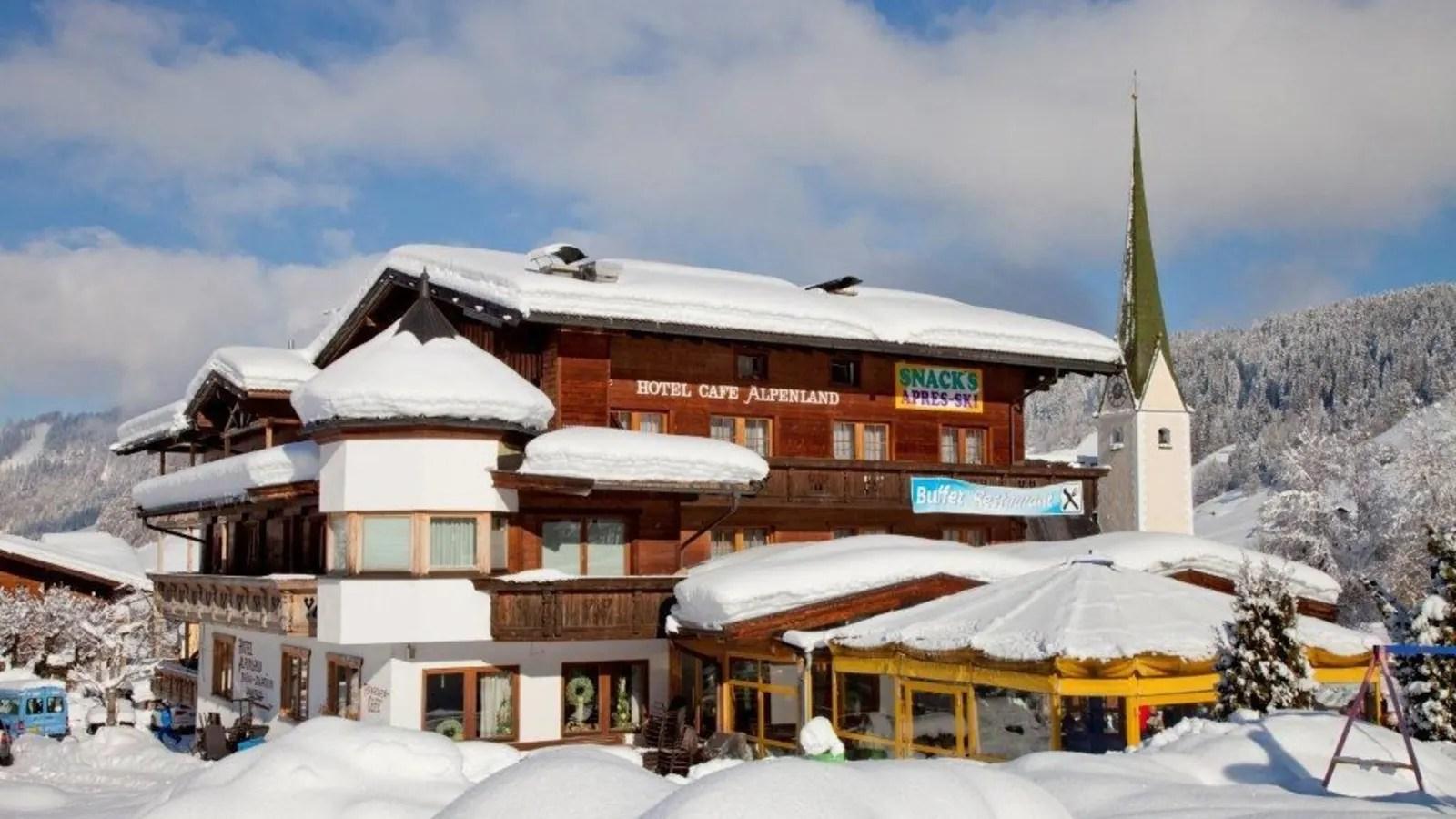 Hotel Alpenland Niederau Austria Cheap Ski Holidays 2017