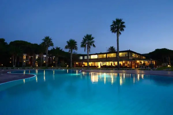 Hotel Corte Rosada in Alghero Sardinia  Topflight