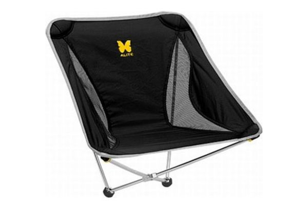Alite Monarch Butterfly Chair Black - 25l