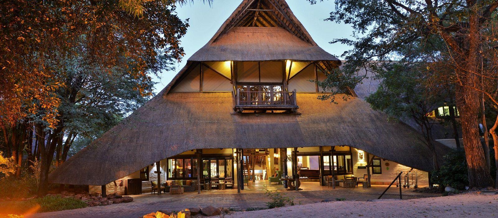 Victoria Falls Safari Lodge Hotel In Zambia Enchanting Travels