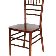 Commercial Seating Chairs Sash For Products American Classic Red Mahogany Wood Chiavari Chair