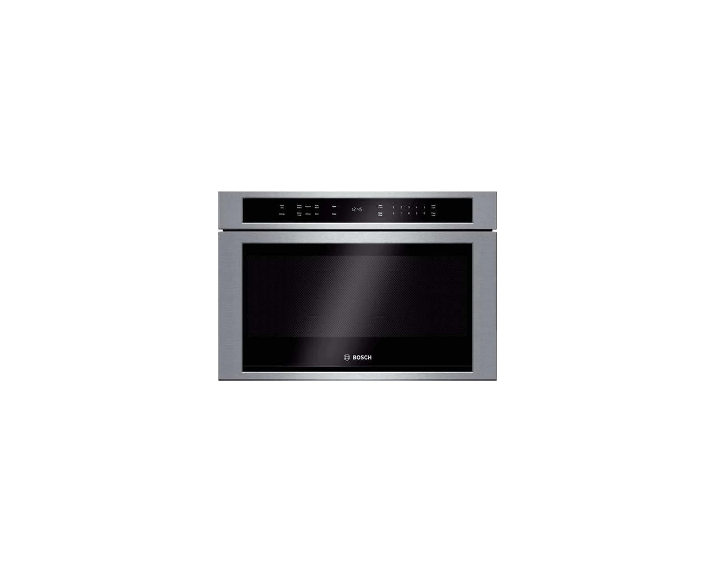hmd8451uc by bosch drawer microwaves goedekers com