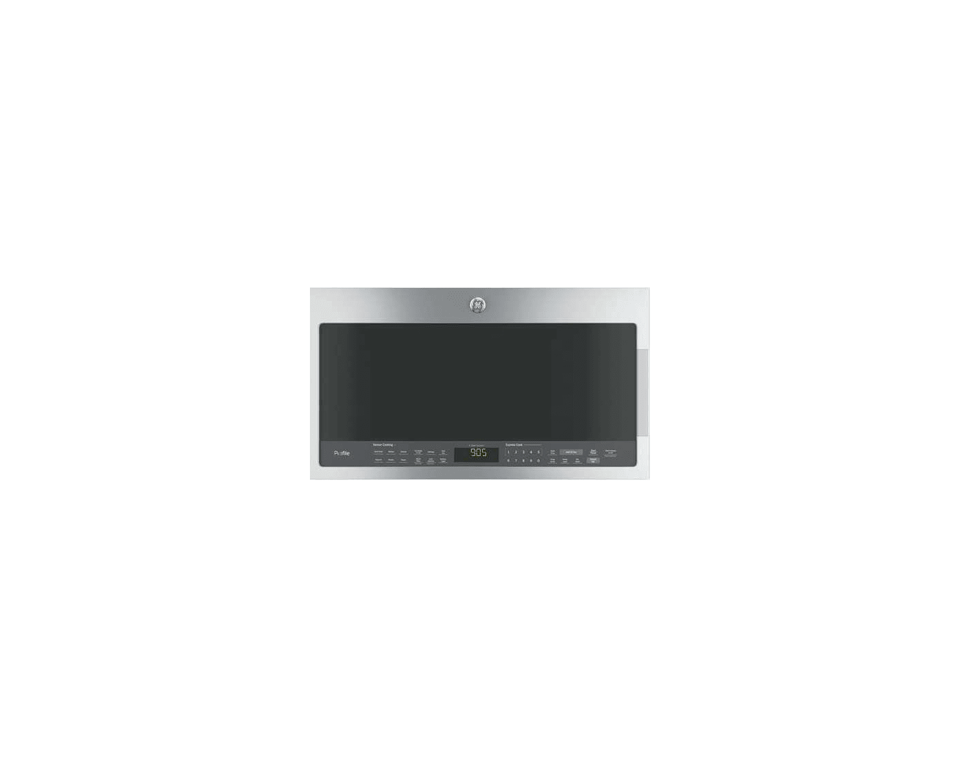 pvm9005sjss by ge over the range microwaves goedekers com