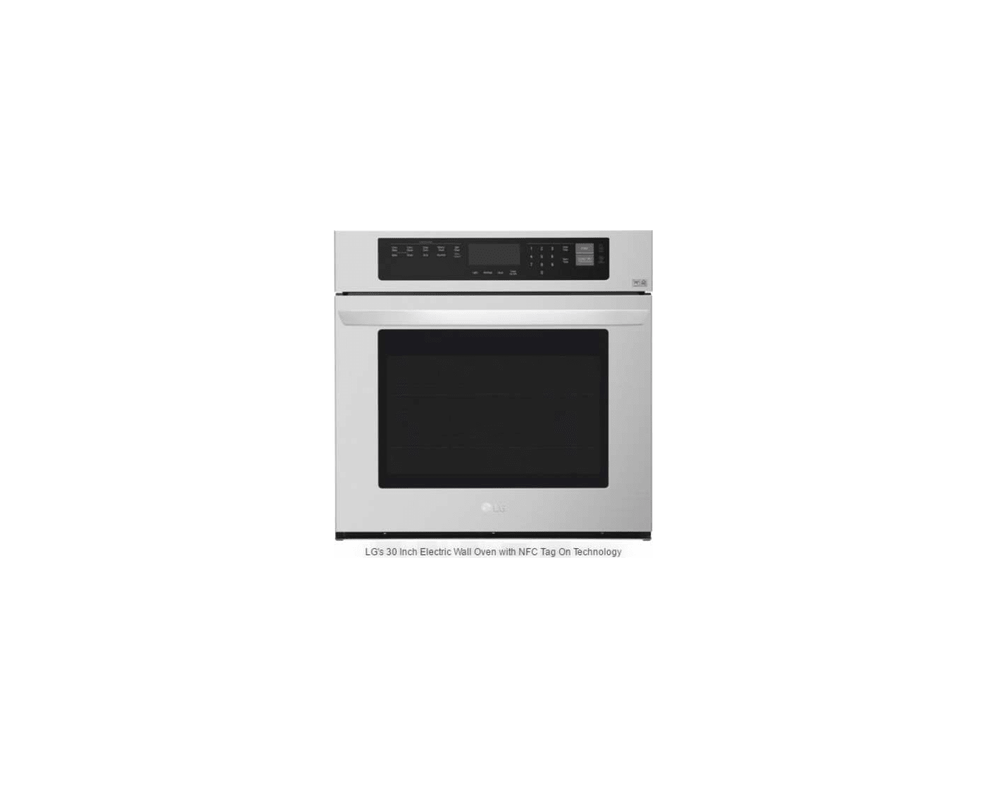 lws3063st by lg single wall ovens goedekers com