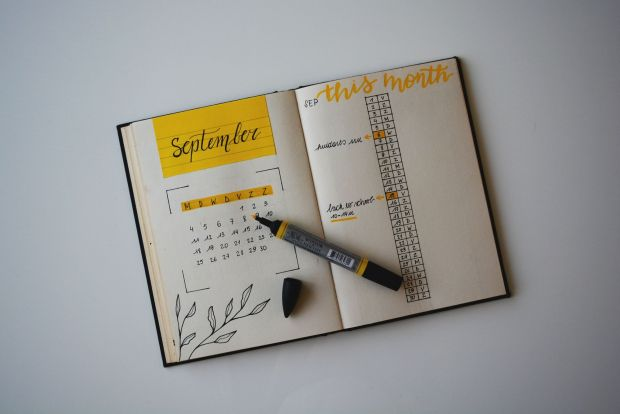 bullet journal toolkit page ideas