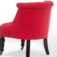 Red And Black Chair Silver Covers Cheap 179 00