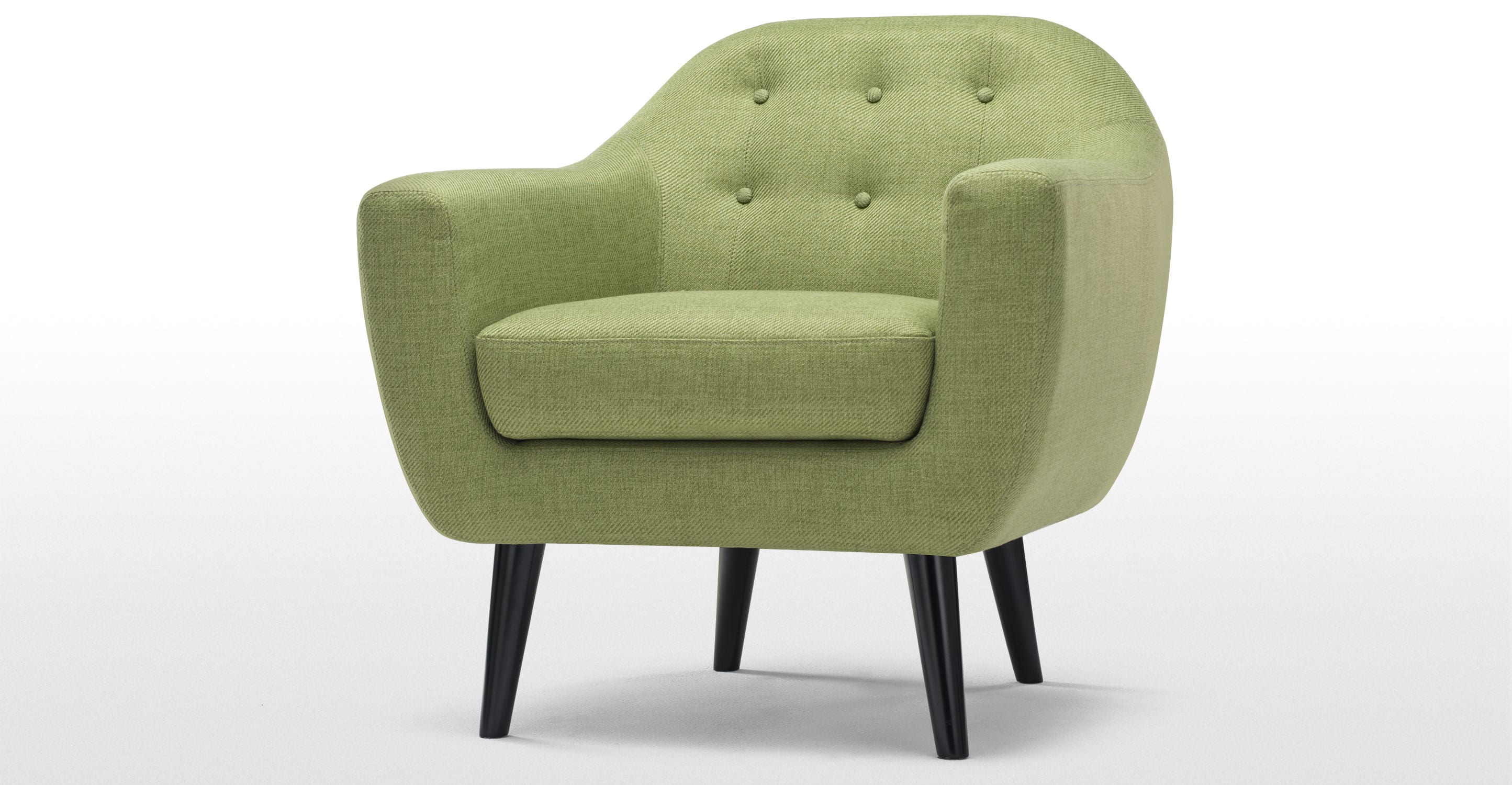 Lime Green Accent Chair Ritchie Armchair In Lime Green Made