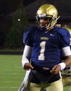 Qb tayvon bowers on his commitment to wake forest also deaconsillustrated rh wakeforest rivals