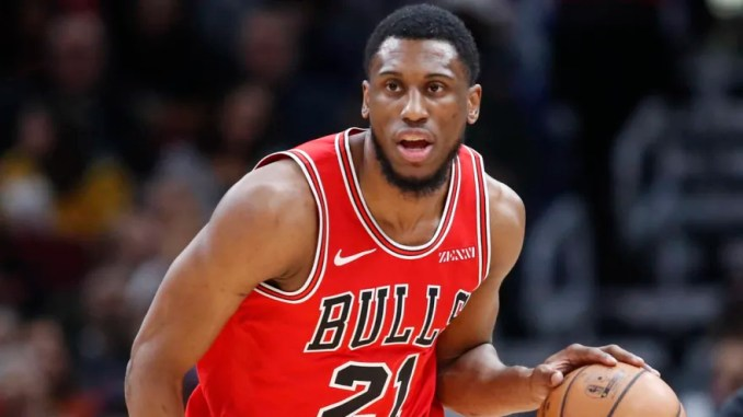 Image result for thaddeus young bulls usa today sports