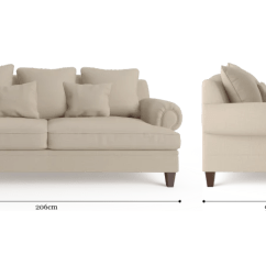 2 Seater Sofa Covers Australia Oval Collection Buy Mila 3 Online In | Brosa