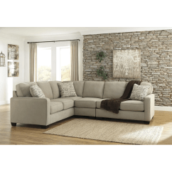Ashley Alenya Quartz Sofa Reviews How Do I Get Rid Of An Old Signature Design By 3 Piece Sectional