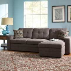 Coaster Bachman Sofa Reviews Sesame Street Flip Open Canada Gray Sectional Bed And Goedekers