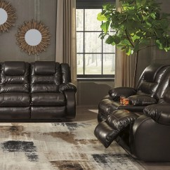 2 Piece Living Room Set Curtains Ideas Sheer Signature Design By Ashley Vacherie Chocolate