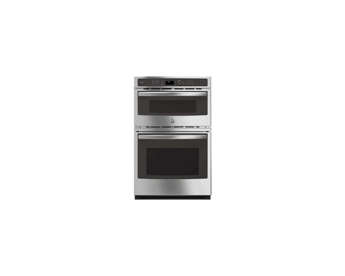 pk7800skss by ge combination wall ovens goedekers com