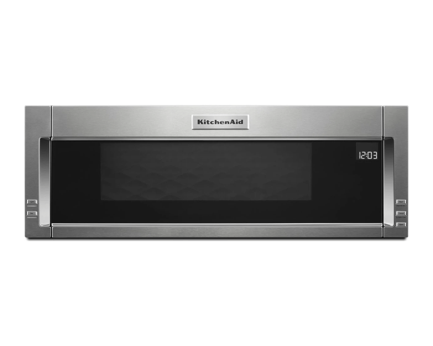 kmls311hss by kitchenaid over the range microwaves goedekers com