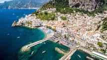 Hotel Reginna Palace Maiori Sorrento And Amalfi Coast