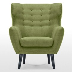 Lime Green Chairs For Sale Lowes Folding Chair Rack Kubrick Wing Back Made