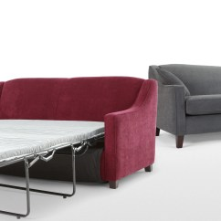 Best Built Sofa Beds Red 2 Seater Argos Halston Bed In Dusk Grey Made