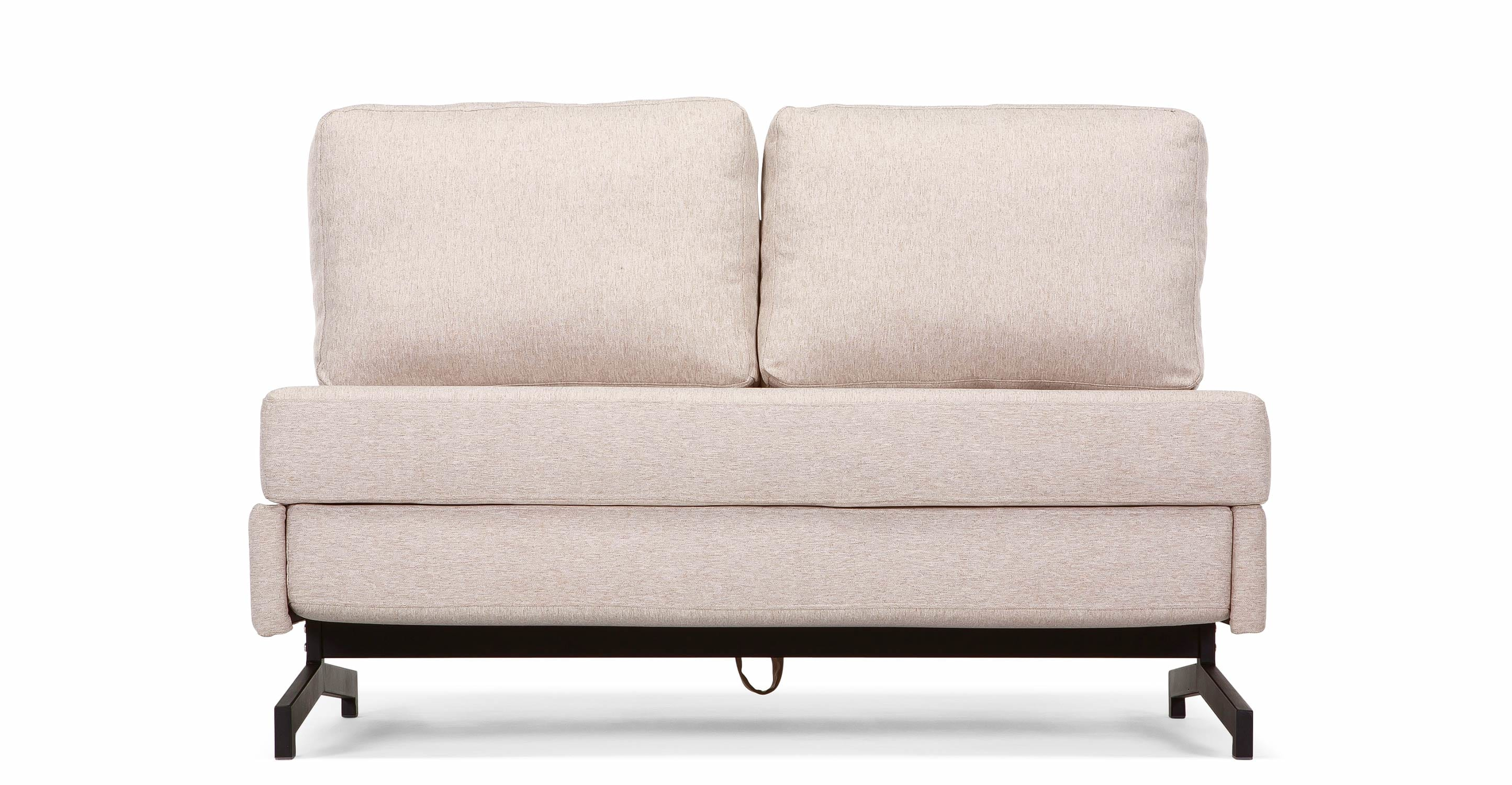armless chair uk dxr racing motti sofa bed in pipit beige made