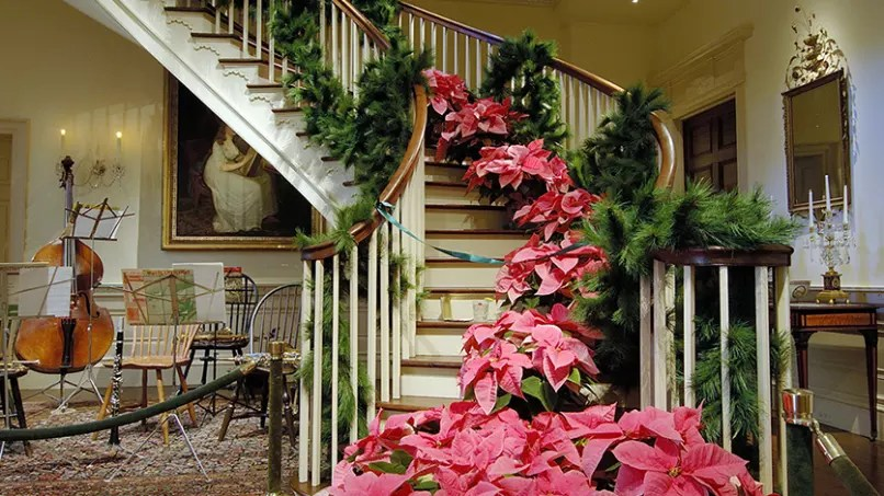 Wilmington Christmas Winterthur De