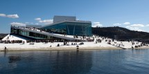 Oslo Opera House Walk Roof - Official