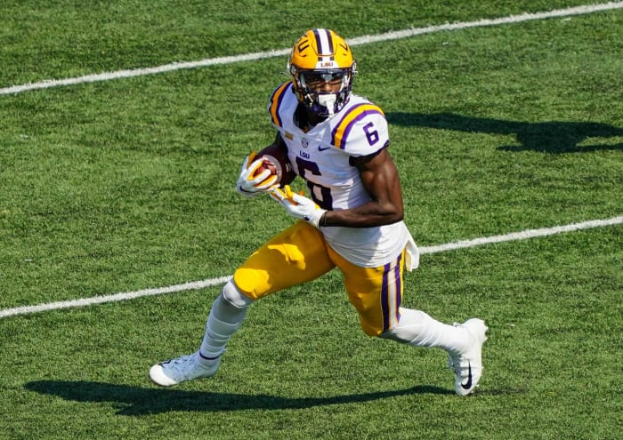 New Orleans Saints: Terrace Marshall Jr., WR, LSU